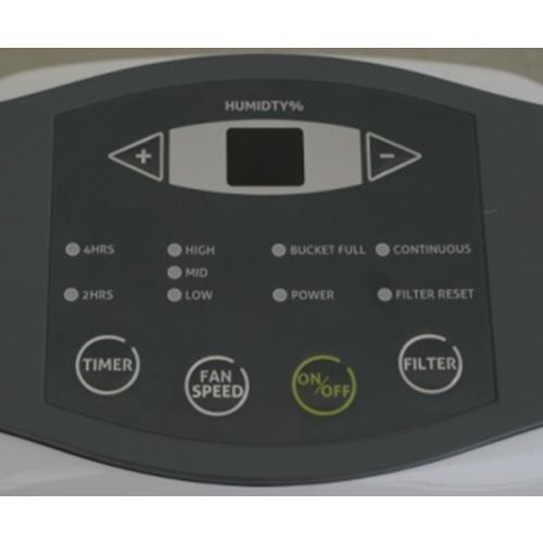 Влагоуловител Rohnson R-9112 с възможност за обезвлажняване до 12 литра на ден