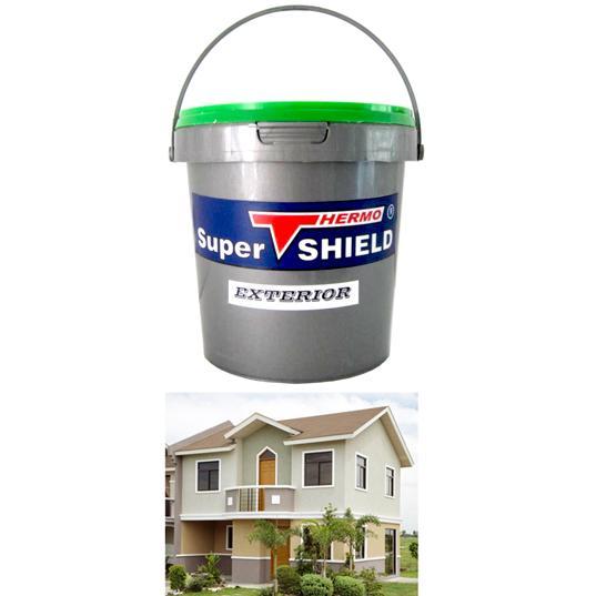 SuperShield Exterior външно стенно хидроизолационно покритие, опаковка 1 литър