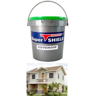 SuperShield Exterior външно стенно хидроизолационно покритие, опаковка 3 литра