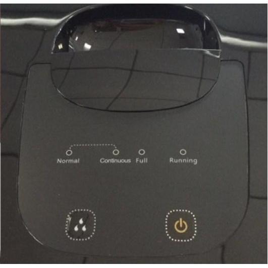 Влагоуловител Rohnson R-9110 с възможност за обезвлажняване до 10 литра на ден